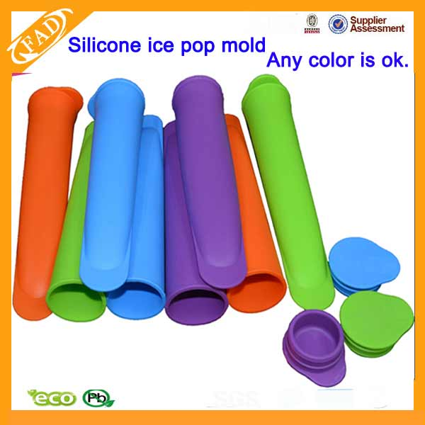 Silicone Ice Pop Maker