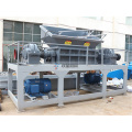 Industrial Two-axis Shredder Machine on Sale