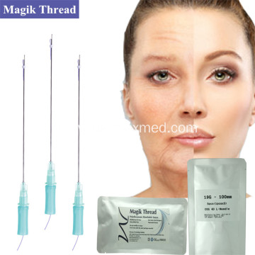 China New Product for PDO Facial Lifting Hilos Tensores PDO Thread Lift for Lip Enhancement supply to Portugal Factory
