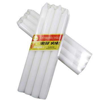 Paraffin wax White stick candle/candel to Africa
