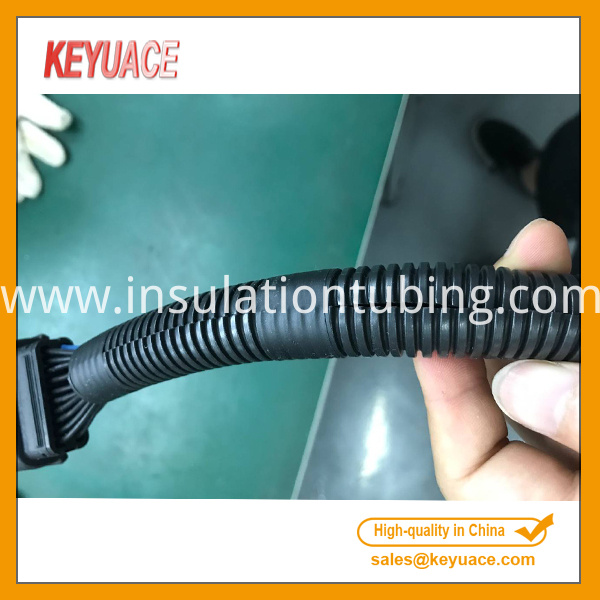 Flame Retardant Split Convoluted Sleeving