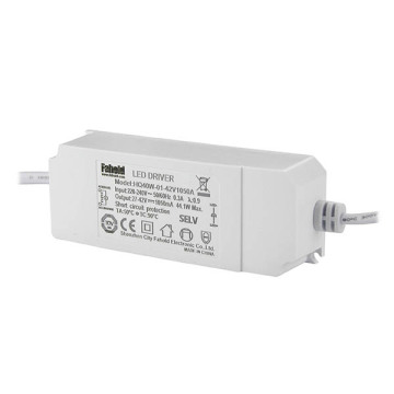 Indoor 40w led driver for downlight