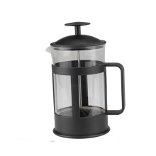 Heat Resistant Handle of Glass Coffee Pot