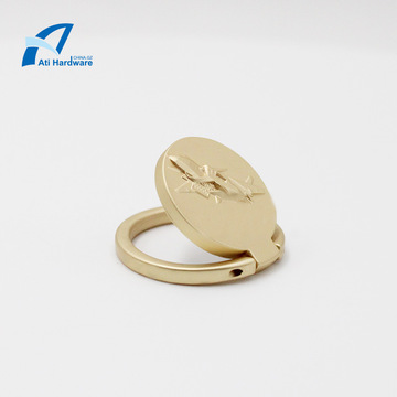 Custom Special Design Fashion Cell Phone Finger Ring