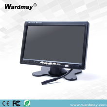 7 Inch Screen Rear View Monitor for Car/Bus