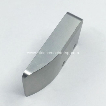 CNC Miliing Machining Curved Surface Parts
