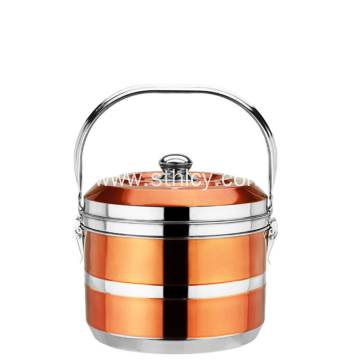 High Quality Stainless Steel Cooking Pot Without Fire