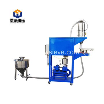 corn pneumatic vacuum conveyor for unloading bulk ships