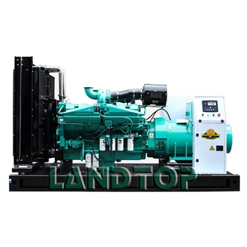 50KVA Yuchai Engine Diesel Generator for Home