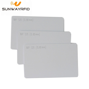 Professional High Quality for RFID White Card 13.56MHz XP S20 Rfid Card for Payment supply to Argentina Manufacturers