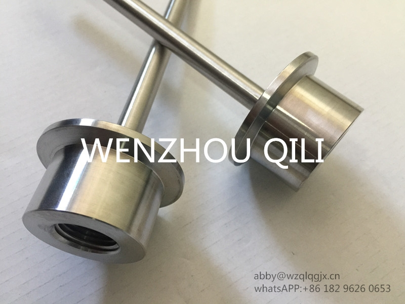 Food Grade Sanitary Stainless Steel Thermowells