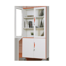 Hot Sale for Metal Cupboard Swing Door Steel Storage file cabinet Cupboard export to Pitcairn Suppliers