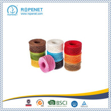 ODM for Paper Rope Colorful Twisted Cord Paper Twine with Competitive Price supply to Iceland Factory