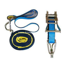 Tie Down Strap With Hooks