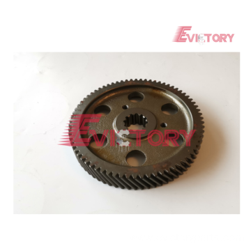 PERKINS 404D idle timing gear crankshaft camshaft gear