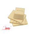 New Virgin Yellow Color Extruded ABS Sheet
