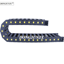 Flexible Cable Protection Nylon Carrier Chain Track Chain