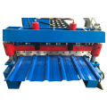 Automatic Trapezoidal panel Forming Machine