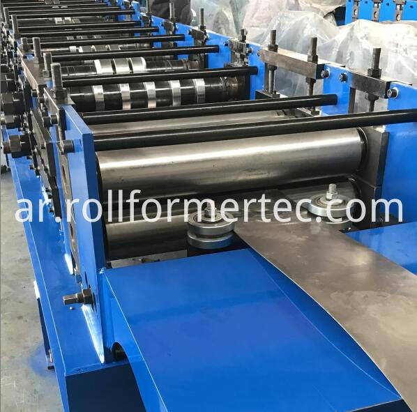 adjustable roll forming C Section Floor Beam rollformers