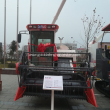 famous and excellent-quality engine rice combine harvester