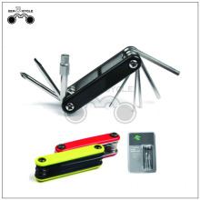 Qualified repair bicycle tool kit set