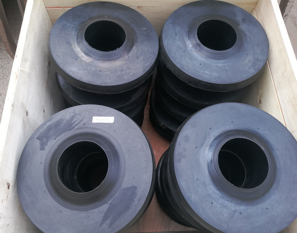 Slurry Pump Parts Order from Russia: Slurry Pump Rubber Liners and