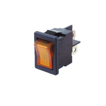Electrical Illuminated Actuator Auto Rocker Switch