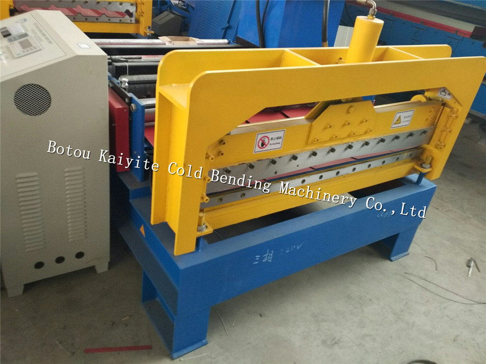 Automatic steel coil slitting machine cutting machine