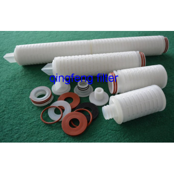 0.45um PP Pleated Filter Cartridge for water treatment