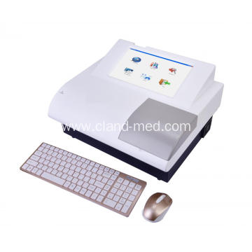 Portable Elisa Microplate Reader with Mouse and Keyboard