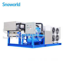China New Product for Ice Block Machine Snoworld Block Ice Machine Maker export to Bosnia and Herzegovina Importers