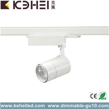 Dimmable 18W LED Track Lights DALI Systerm 6000K