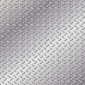 Photoshop Texture Tutorials of Checkered Plate