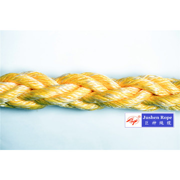 Polyester And Polypropylene Double Braided Rope
