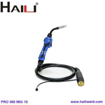 PRO 360 MIG 15 Torch 3M for Binzel
