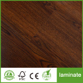 12mm EVA Pad handscraped laminate flooring