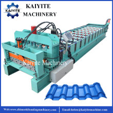 Metropole Aluminium Roof Tile Roll Forming Machine