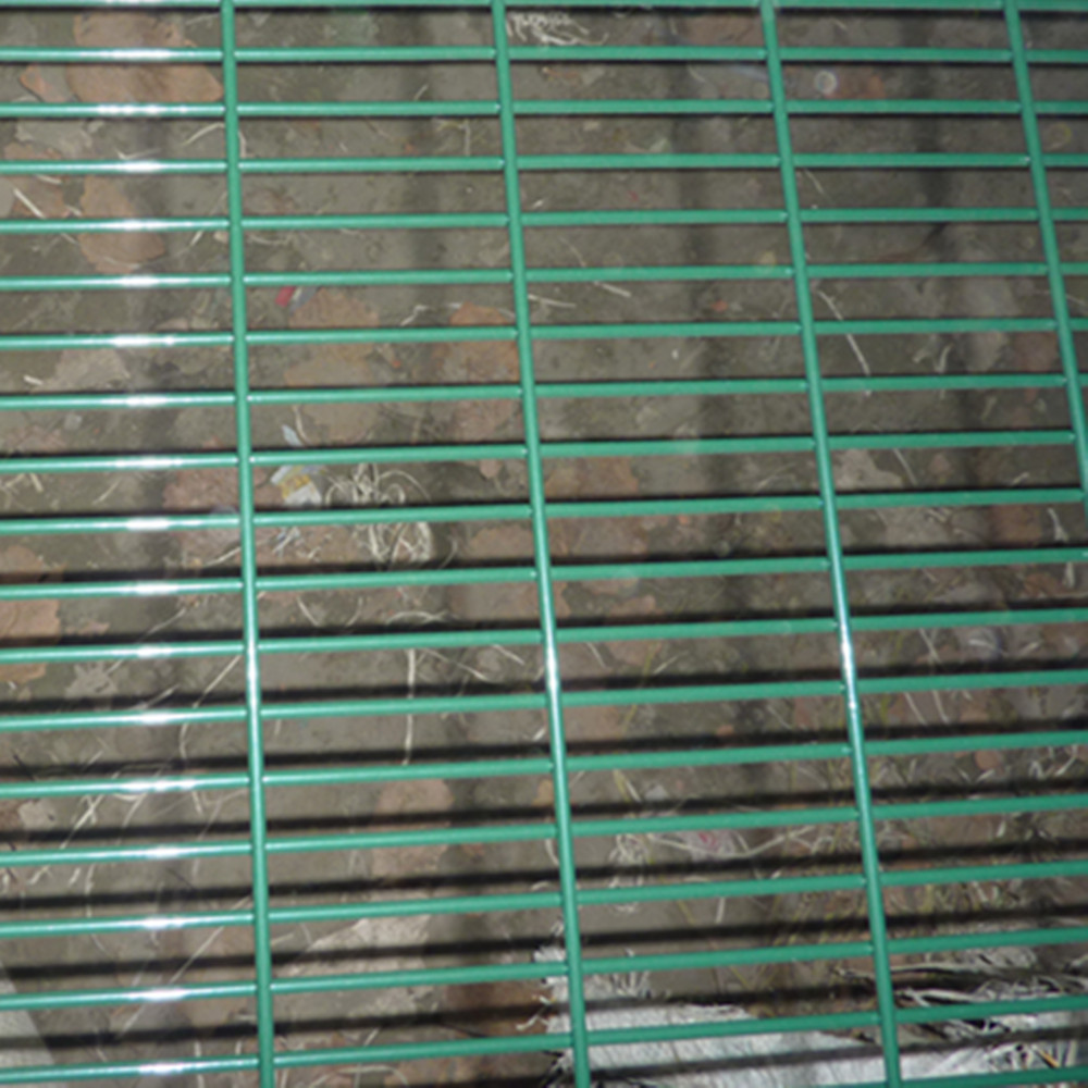 Green Coated Anti Climb Fence Pannel China Manufacturer