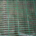 Green Coated Anti-climb Fence Pannel
