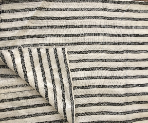 Vertical Stripe Tencel Fabric