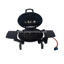 OEM manufacturer custom for Cart Gas Grill Portable Gas Grill With Cast Iron Grid export to Poland Importers