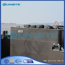 Online Exporter for Floating Steel Pontoon Marine dredging pontoon accessories supply to Namibia Factory