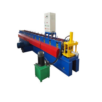 Customized Shutter Door Slide Roll Forming Machine