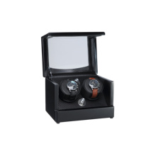 two rotor watch winder box with mabuchi motor