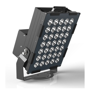 Desain Pangpadang Ténis Pangadilan Maén Bal Kampung Olahraga Olimpés Outdoor High Masting Lighting 600w LED Floodlight