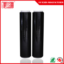 PE Stretch Wrap 80 Ga Red Black Film