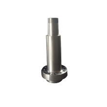 Forged AISI 4140 Hydraulic Turbine  Shaft
