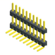 2.00mm Pin Header Single Row Double Plastic Connectors