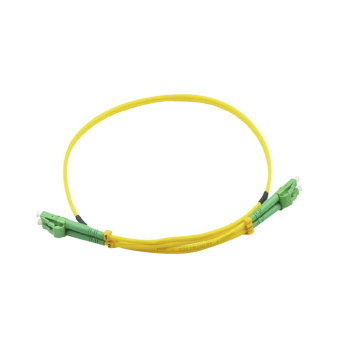 APC LC Fiber Optical Patch Cord