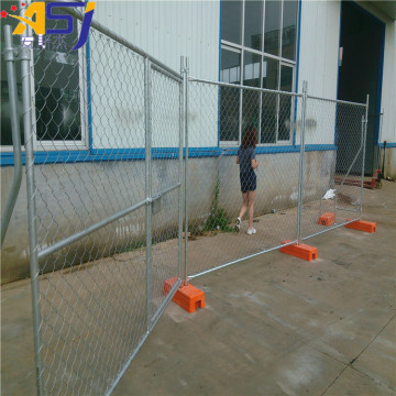chain link fencing temporary fence for barrier